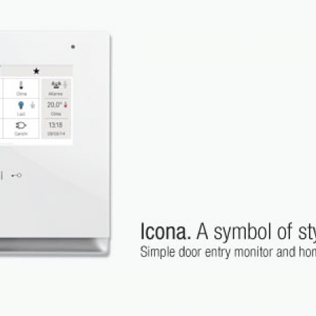 Comelit\'s ICONA New Door Entry Monitor